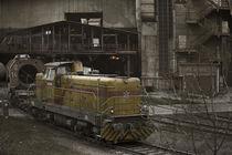 Lokomotive von Ralf Kochems
