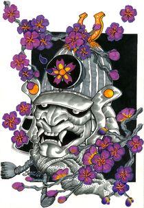 Warrior by Christof Jazak