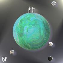 Auf dem fremden Planeten von Yvonne Habenicht