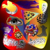 Halluzination by Yvonne Habenicht