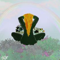 Zeit der Blüte von Yvonne Habenicht