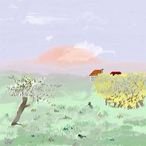 Frühlingsmorgen by Yvonne Habenicht