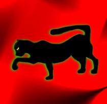 der Panther by Yvonne Habenicht