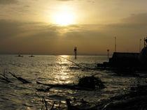 Sonnenuntergang von Kristin Teuber