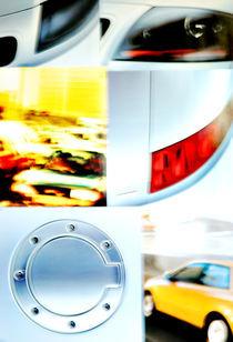 Car Patchwork von Kristin Teuber