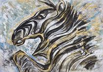 Zebra by Olga Krämer-Banas