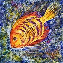 Goldfisch von Olga Krämer-Banas
