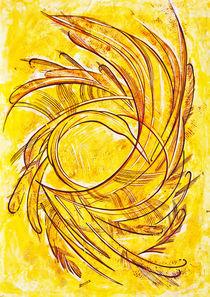 Kranich von Olga Krämer-Banas