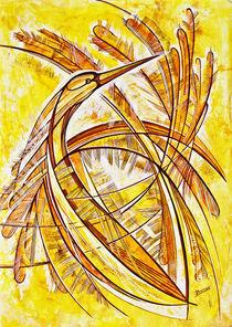 Kranich 2 von Olga Krämer-Banas