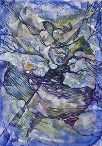 Winterbaum von Olga Krämer-Banas