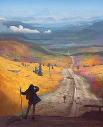 Road Trip von Steven Stahlberg