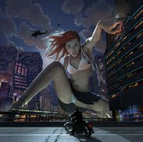 Psycho Girlfriend by Steven Stahlberg