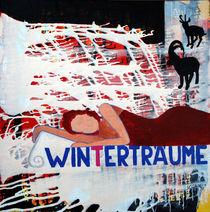 Winterträume von Karin Stein
