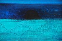blue horizon by Karin Stein