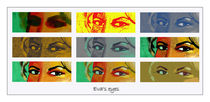 Evas eyes by Karin Stein