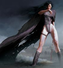 Countess Dracula von Steven Stahlberg