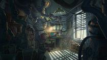 'Odd room' by Jose Luis Estefania