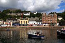 Oban Schottland by Anja Uhlig