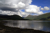 am schottischen Loch Etive by Anja Uhlig