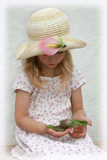 Little Girl by Anja Uhlig