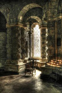 mystische Kirche 4 by Anja Uhlig