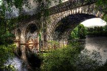 Brücke by Anja Uhlig