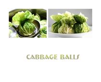 cabbage balls by Anne Seltmann