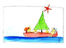 Drei in einem Boot von Karin Tauer