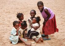 Kids in Kenya von Stefanie Härtwig