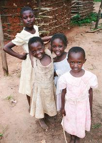 Kids from the visionschool, kenya von Stefanie Härtwig