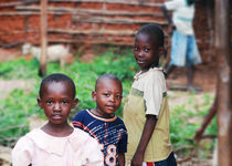 Kids from the visionschool in kenya von Stefanie Härtwig