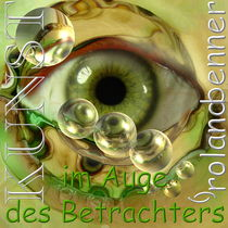 green eye 2 von Roland Benner