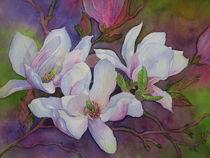 Magnolien von Kerstin Birk