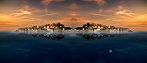 Spiegelinsel II von triviart