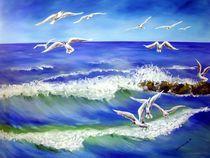 Wind unter den Flügeln von Karin Müller