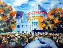 Herbstimpressionen in Riesa von Karin Müller