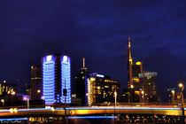 Frankfurt Skyline by Rene Müller