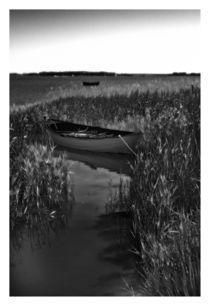 Boot im Boden von Jakob Wilden