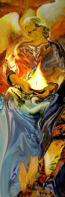 Engel des Lichtes by artesigno