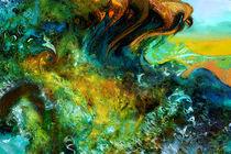 Die goldene Welle by artesigno