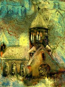 Dorfkirche by artesigno