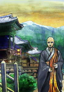 Monk von capncookie