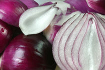 Rote Zwiebeln   Red Onions