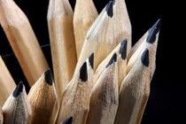 Schreib mal wieder | Bleistifte von lizcollet