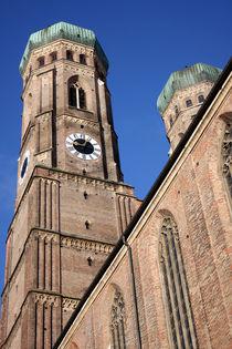 Dom zu unserer lieben Frau - Liebfrauendom München von lizcollet