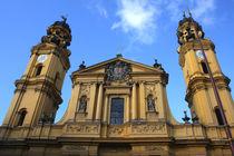 St Kajetan in München von lizcollet