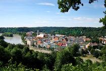 Wasserburg am Inn by lizcollet