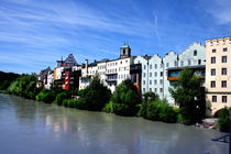 Sunny Sunday at Wasserburg by lizcollet