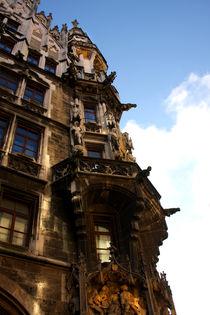 Münchner Rathaus - Top of the City   von lizcollet