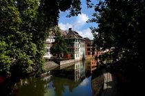 Petite France, Strasbourg  von lizcollet